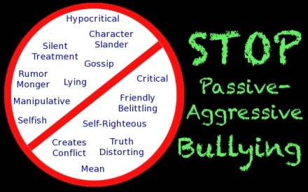 StopPassiveAggressiveBullying
